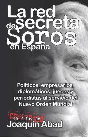 Portada del nuevo libro de Joaquín Abad