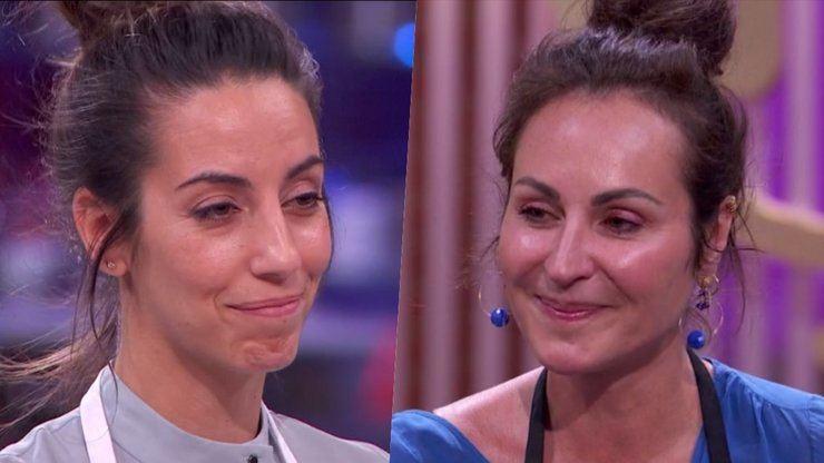 Ana Milán y Almudena Cid expulsadas de 'Masterchef Celebrity'