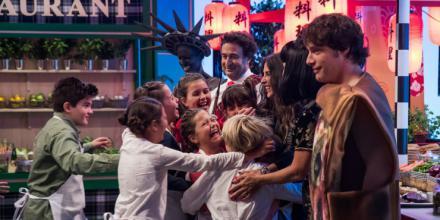 'MasterChef Junior' logra récord frente a 'La conspiración de Noviembre' de Telecinco