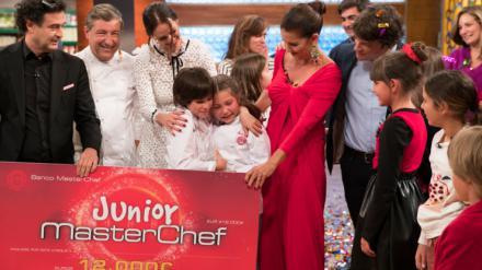 'GH Dúo: El debate' eclipsa la final menos vista de 'MasterChef Junior'