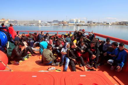 El Mediterráneo, la ruta marítima más mortífera para refugiados y migrantes