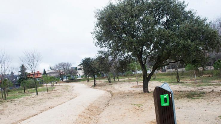 Pozuelo contará con una senda biosaludable de dos kilómetros para uso peatonal y ciclista
