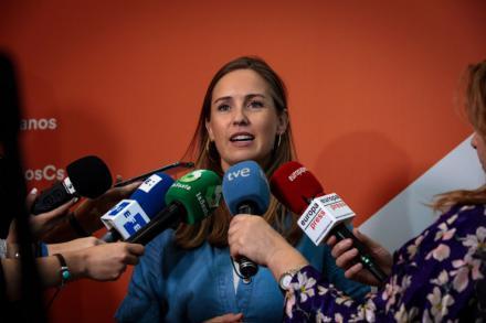 Cs acusa a Sánchez de querer la repetición electoral