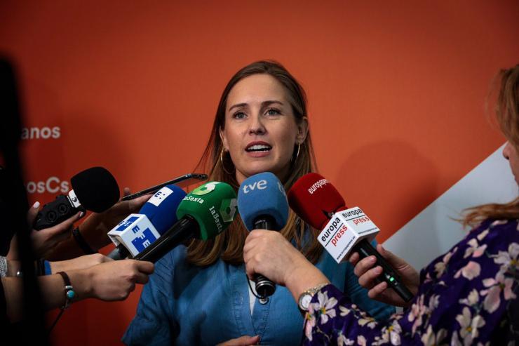 Cs acusa a Sánchez de querer la repetición electoral 'desde el primer momento'