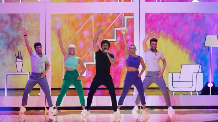 Eurovisión 2019: Miki Núñez congrega a más de 7 millones de espectadores