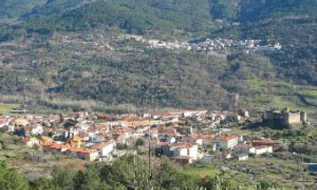 Octogenario atropellado por una furgoneta en Mombletrán (Ávila)