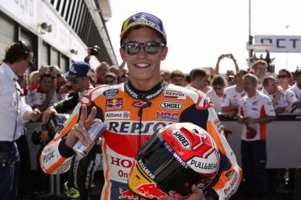 Márquez, a por el título en Tailandia