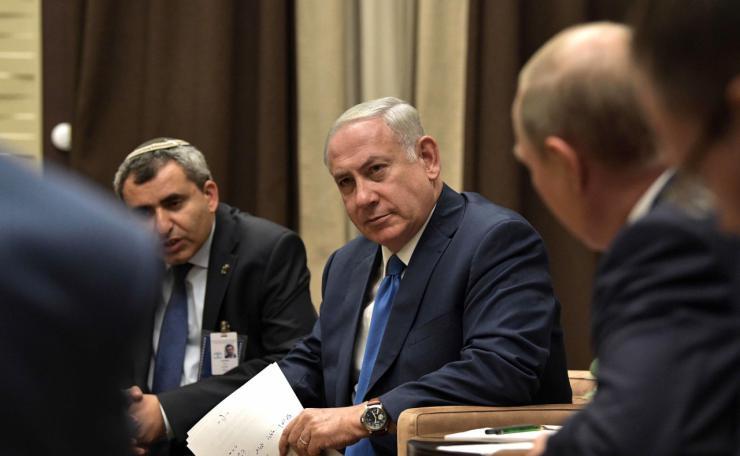 Israel, a solo tres semanas de las elecciones generales