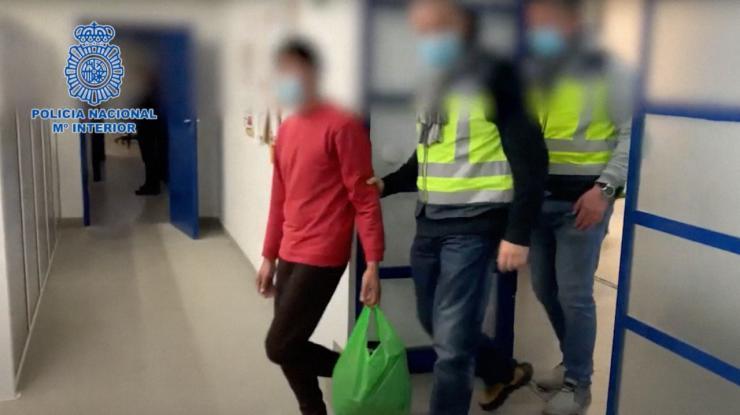 Detenido en Murcia tras fugarse de Argentina al haber abusado sexualmente de dos menores