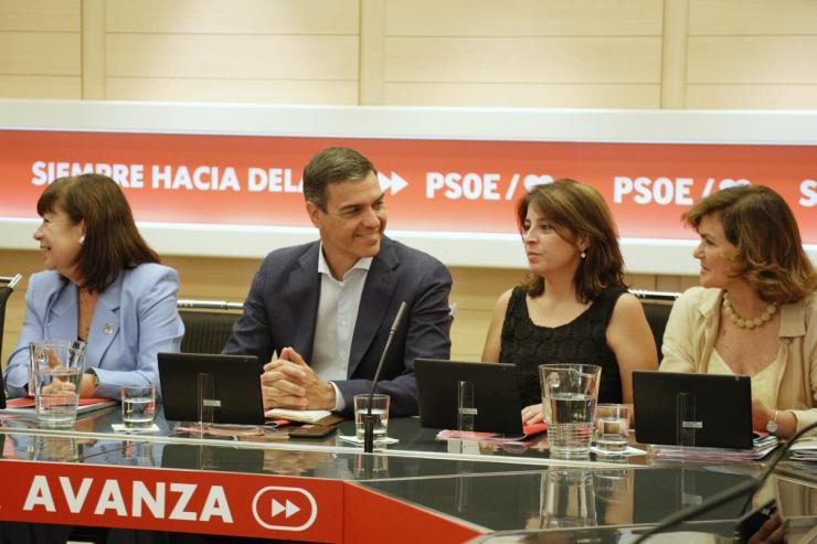Pedro Sánchez no cede e insiste en ministros independientes