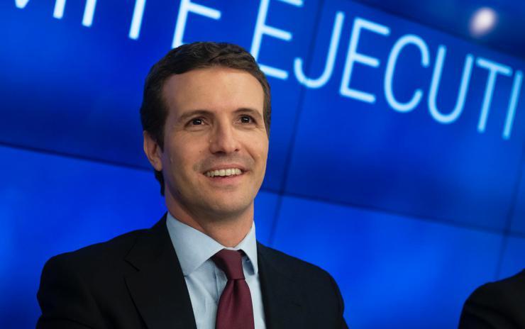 Casado pregunta a Sánchez si apoya las declaraciones de Zapatero sobre indultos