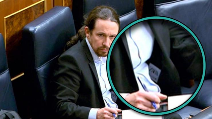 Iglesias viste de 'Zara' pese a una animadversión profesa a Amancio Ortega