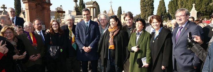 Pedro Sánchez: El antisemitismo, la homofobia, la xenofobia y el nacionalismo excluyente no se apagarán por sí solos
