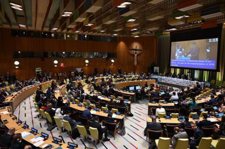 Sánchez en las Naciones Unidas: 'Pueden contar con España para transformar el futuro'