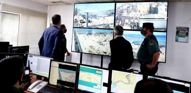 Crisis migratoria en Ceuta: Sánchez garantiza la seguridad de la ciudad y sus residentes