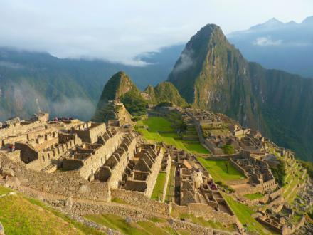 Otoño en Perú