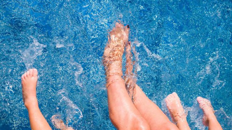 Las piscinas de la Comunidad de Madrid incrementan en un 20% sus usuarios durante la ola de calor