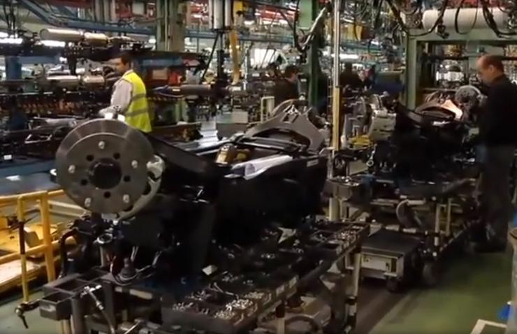 Los trabajadores de las empresas auxiliares de Nissan secundan la huelga en un 98%