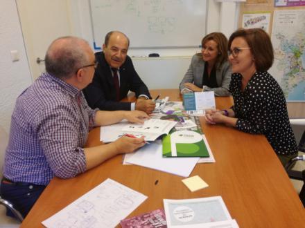 El IVAJ y Plena Inclusión Comunidad Valenciana se reúnen para impulsar programas para jóvenes