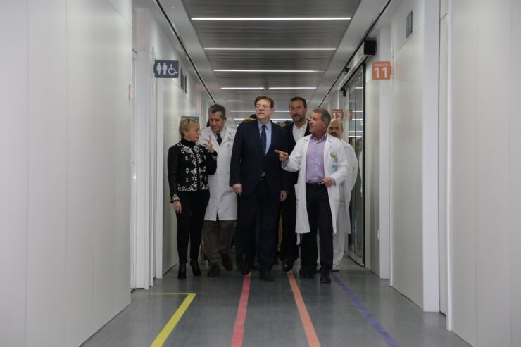5,9 millones de euros para mejorar el Hospital General Universitario de Elche