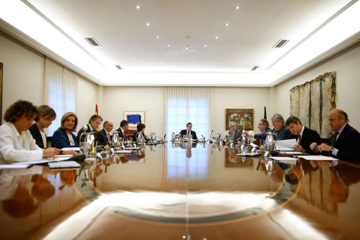 Mariano Rajoy activa el mecanismo para aplicar el 155