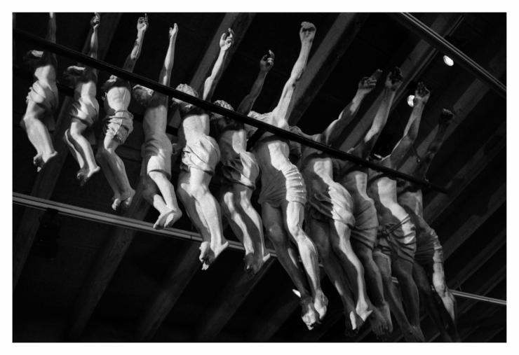 Exposición del fotógrafo Ricard Terré con material inédito
