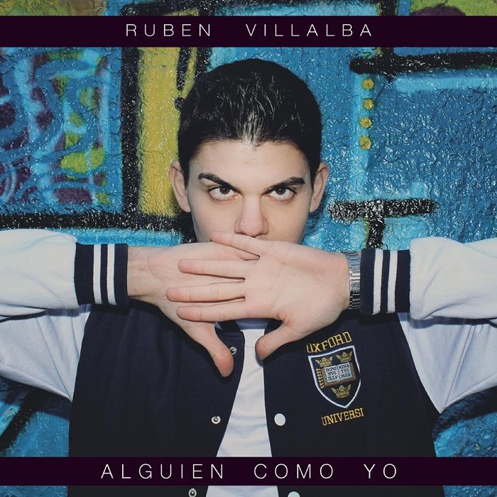 'Alguien como yo', el primer single de Rubén Villalba