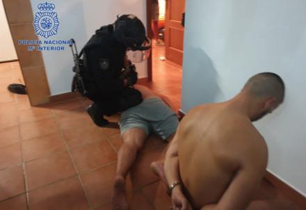 La Policía Nacional detiene a un sicario de Ceuta huido de la justicia