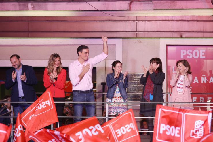 Sánchez no se cierra a un pacto con Ciudadanos