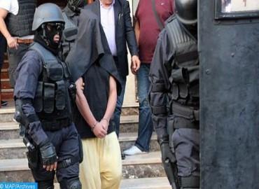 Desmantelada una célula terrorista en varias ciudades marroquíes