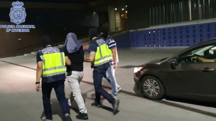 Detenido un presunto terrorista que se ocultaba en nuestro país tras haber huido de Marruecos