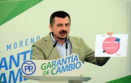 "El PP acusa a Susana Díaz de ""alentar el primer escrache"" al Parlamento andaluz"