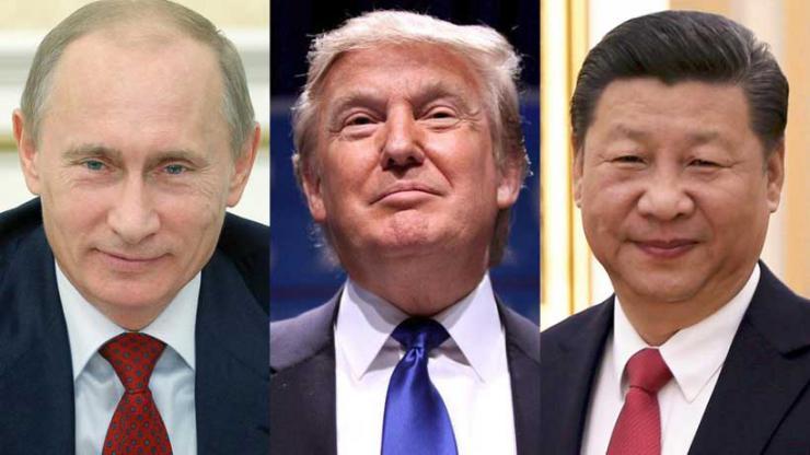 Los tres hipócritas mosqueteros