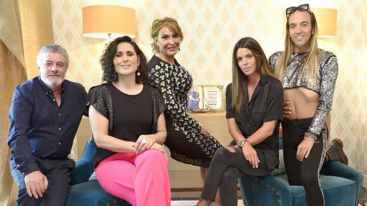 'Ven a cenar conmigo' lidera en Telecinco con Raquel Mosquera como anfitriona