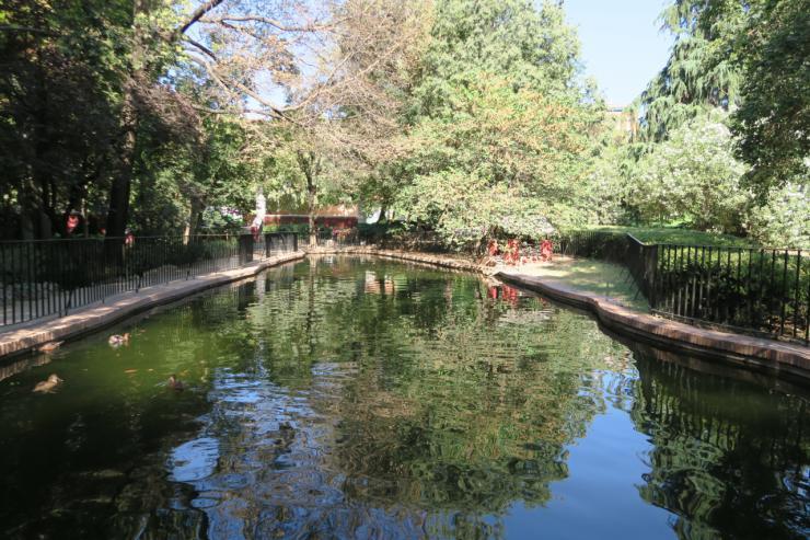 Comienza la restauración de varios tramos del Viaje de Agua de Fuente del Berro