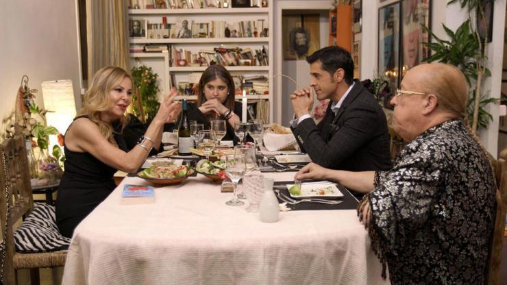 Máximo de 'Ven a cenar conmigo' en su final frente al liderazgo de 'Cuerpo de élite'