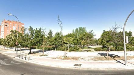 Violada con solo 12 años de edad en un parque de Madrid