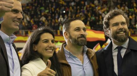 Abascal convence a más de dos millones y medio de españoles