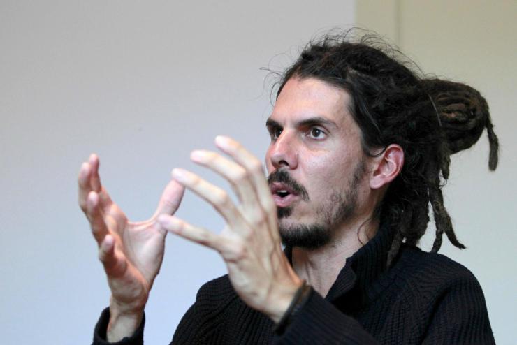 Iglesias elige a Alberto Rodríguez para reemplazar a Echenique