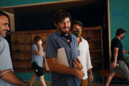 'Escenario 0': Carlos Marques-Marcet dirige junto a Pablo Messiez el segundo episodio