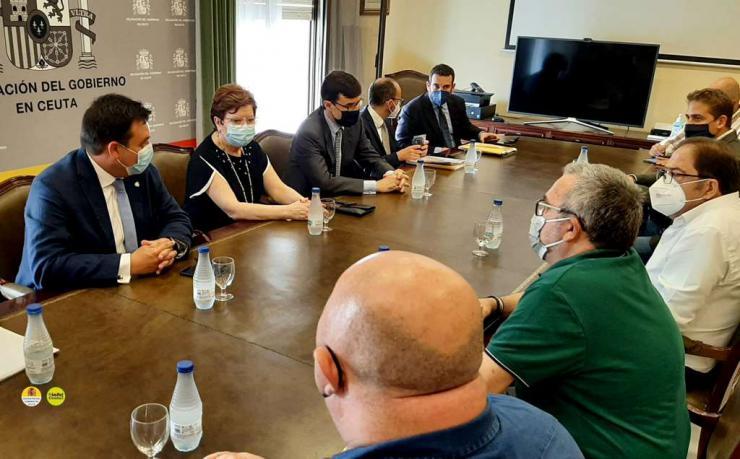 El Gobierno considera el acceso sin visado a Ceuta y Melilla para los residentes de Tetuán y Nador