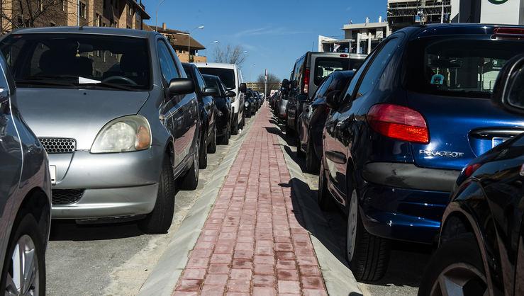 Pozuelo mejora la seguridad vial y el aparcamiento