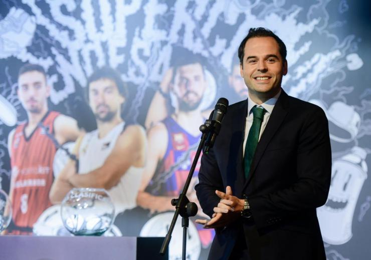 La Comunidad de Madrid trabajará para seguir siendo el referente nacional e internacional del deporte