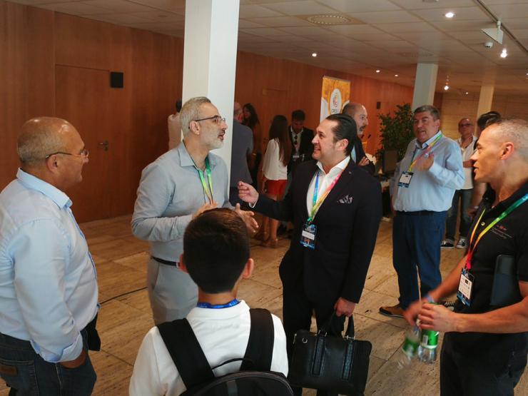 CIBTC reúne en El Cubo de Granada a expertos internacionales en tecnología Blockchain