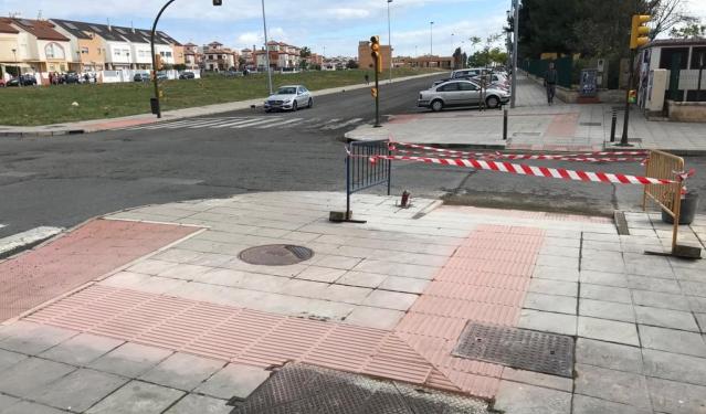 El Ayuntamiento de Huelva realiza 97 obras de mantenimiento en la ciudad durante el mes de abril