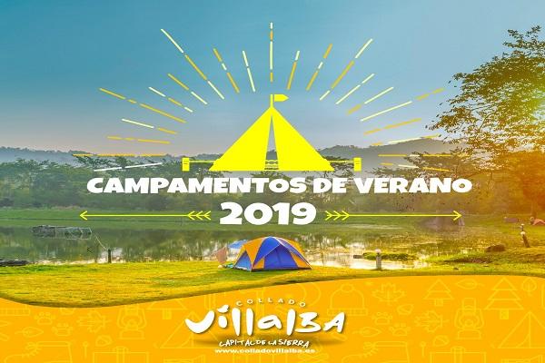 Más de 2.000 niños y jóvenes podrán disfrutar de los Campamentos de Verano en Collado Villalba