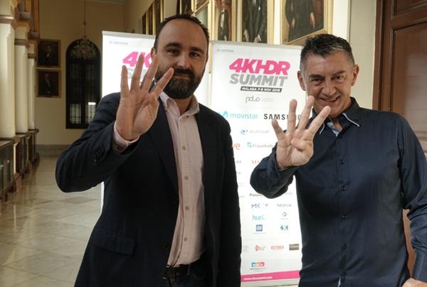 Málaga se convierte en el centro mundial de la Ultra Alta Tecnología con ponentes de primer nivel internacional