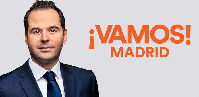 """Aguado: """"Estamos a un solo escaño de gobernar la Comunidad de Madrid"""""""