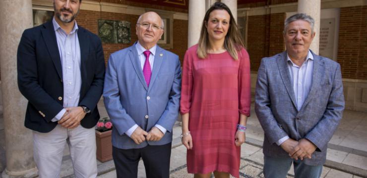 El Ayuntamiento de Huelva reafirma su compromiso con los colegios profesionales del área sanitaria