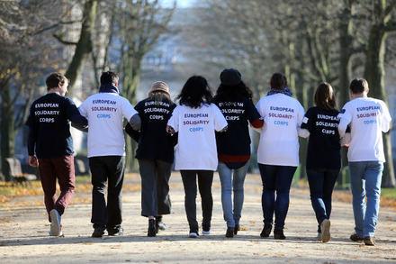 El IVAJ fomenta el Cuerpo Europeo de Solidaridad (CES)